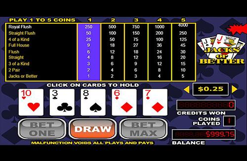 видео покер играть онлайн на деньги